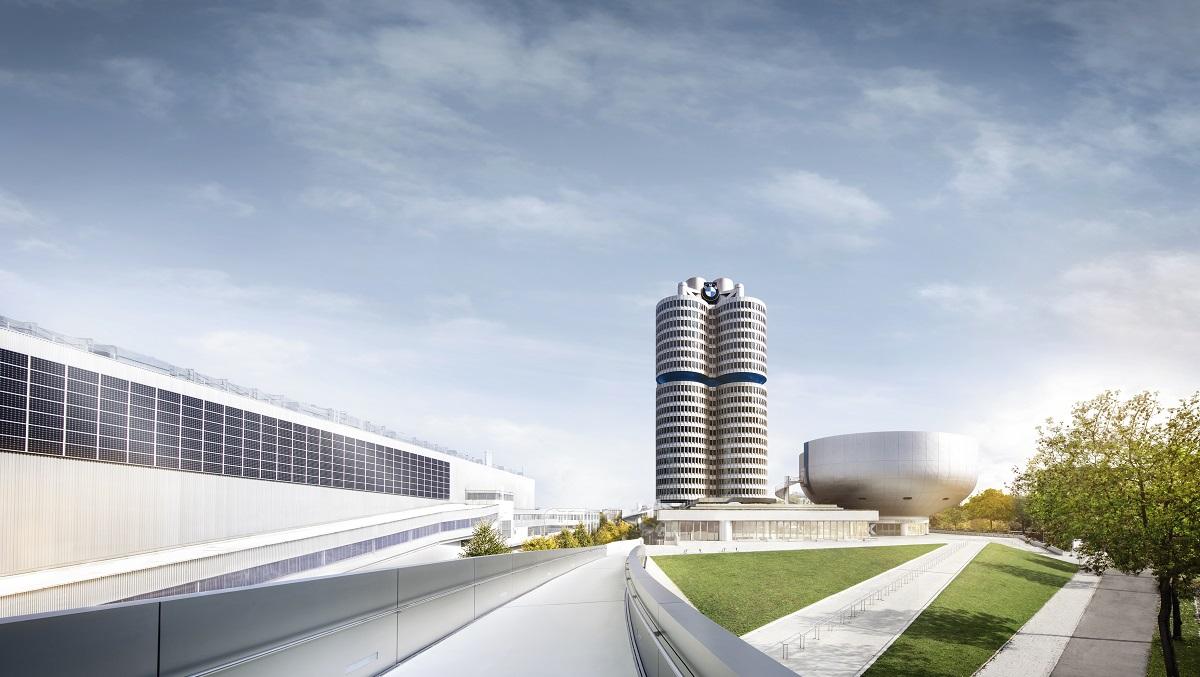 Il BMW Group anticipa gli obiettivi per il futuro thumbnail