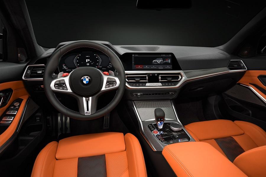 BMW M3 e M4 2021 intenri