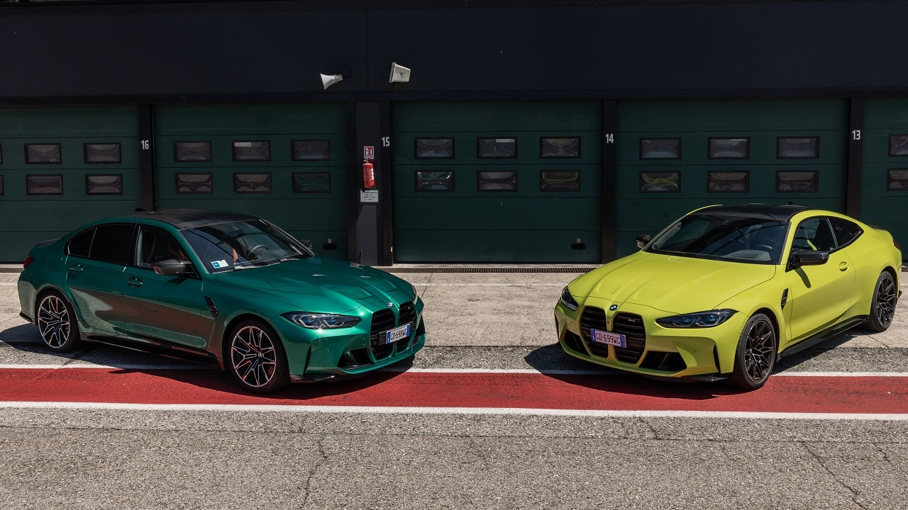BMW M3 e M4: le sportive bavaresi si rinnovano thumbnail