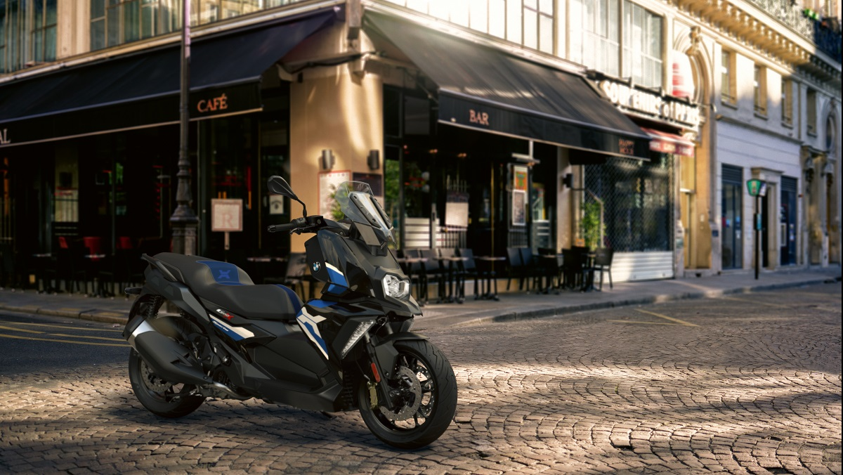 BMW Motorrad svela i nuovi C 400 X e C 400 GT thumbnail