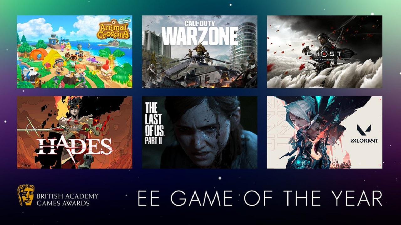 Bafta Games Awards 2021: cosa sono e come seguire l'atteso evento thumbnail