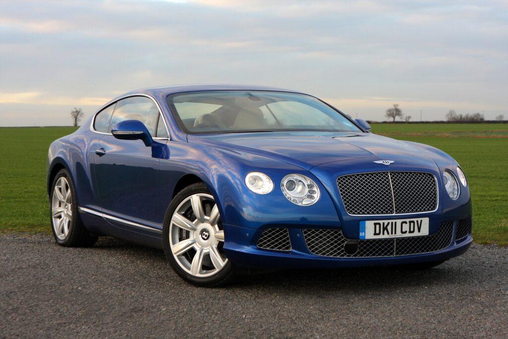 Bentley Continental GT Speed prima serie