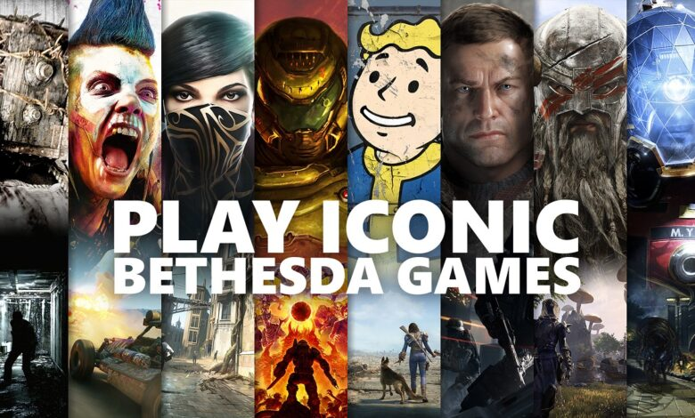 Bethesda Xbox Game Pass