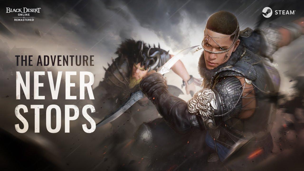 Black Desert Online gratis su Steam fino al 10 Marzo thumbnail