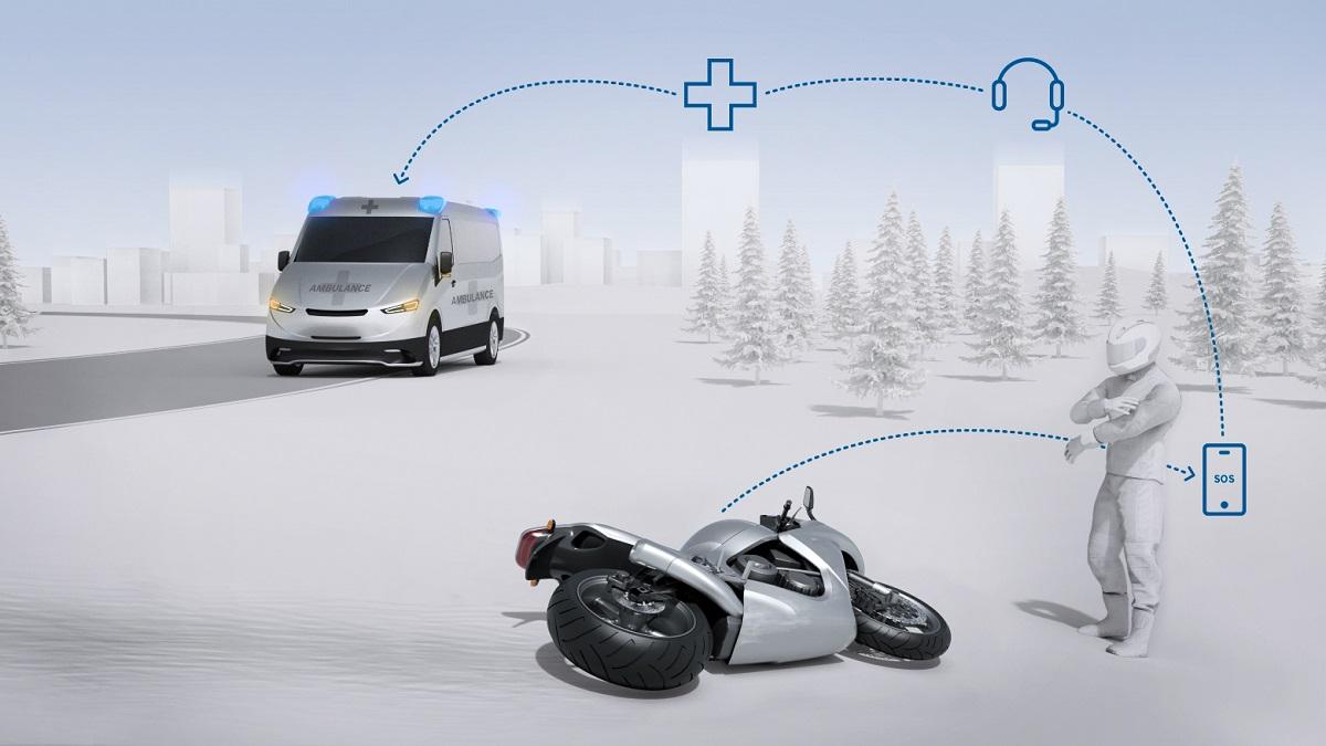 Bosch svela Help Connect, l'app per l'assistenza in caso di emergenza thumbnail