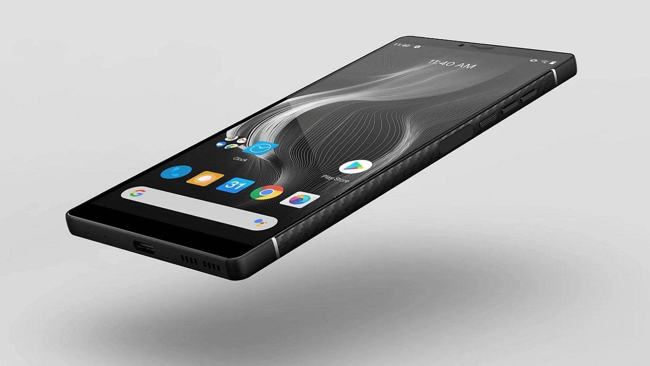 Carbon 1 MKII, il primo smartphone realizzato in carbonio thumbnail