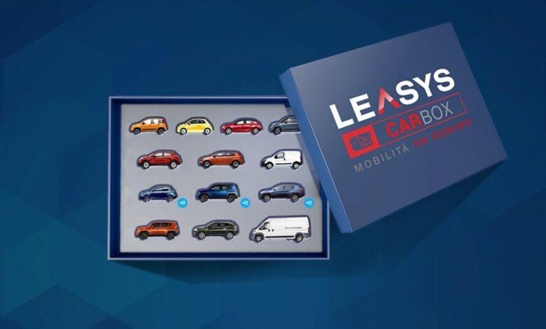 Carbox-di-Leasys