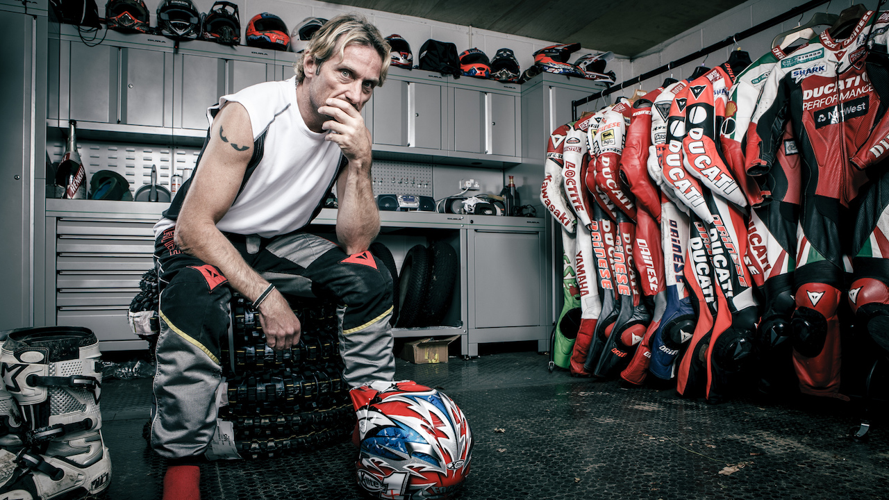 #celebstories: Carl Fogarty thumbnail