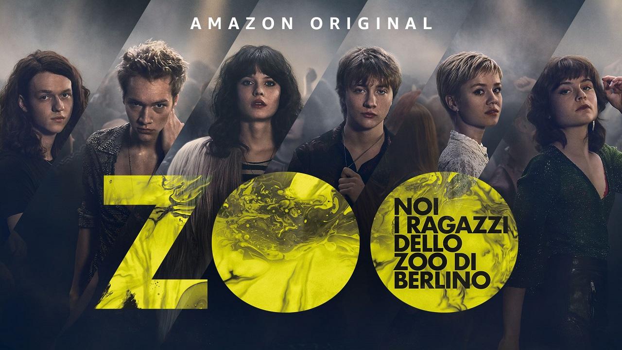 Prime Video annuncia la data d'uscita della serie TV Noi, i ragazzi dello zoo di Berlino thumbnail