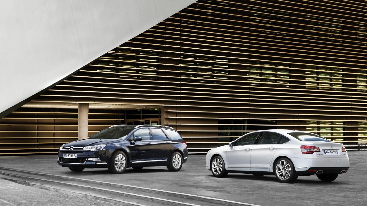 Citroën C5, sta arrivando la terza serie: la presentazione sarà il 12 aprile thumbnail