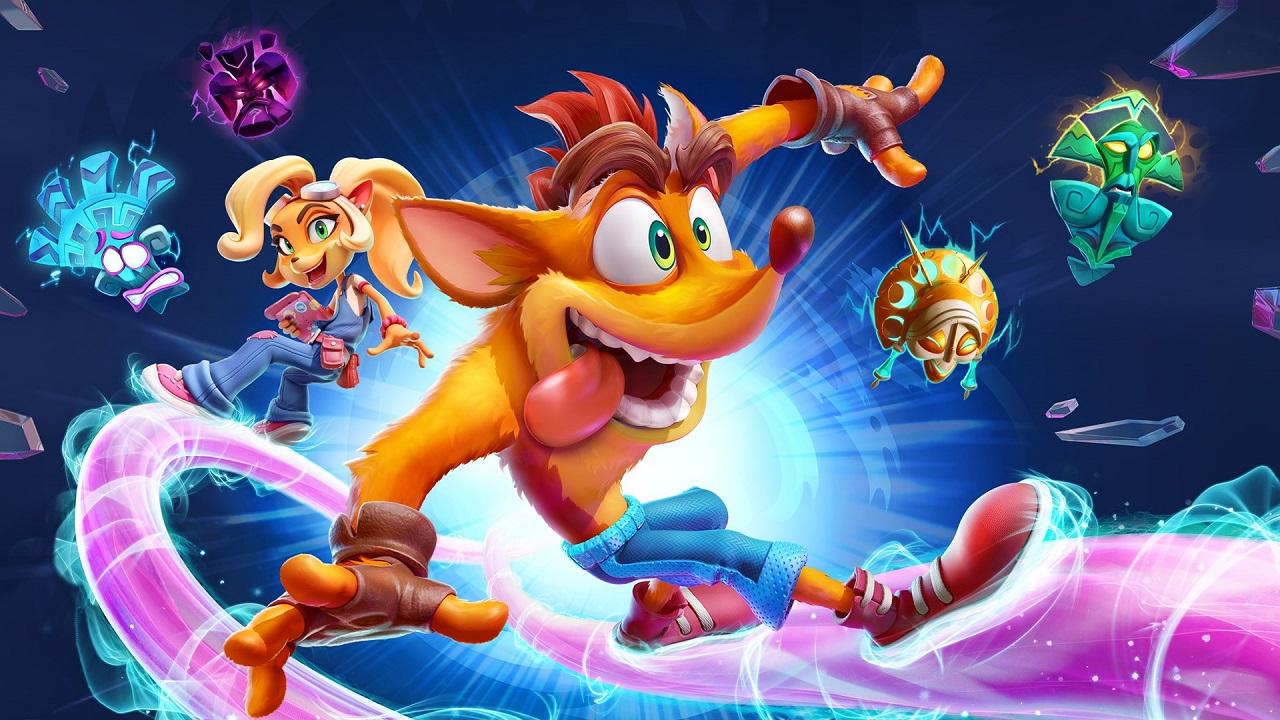 Il nuovo capitolo di Crash Bandicoot è disponibile anche su PC thumbnail