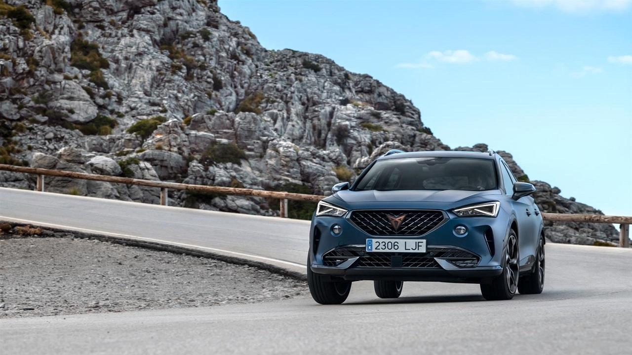 Il Cupra Formentor ottiene le 5 stelle nel test Euro NCAP thumbnail