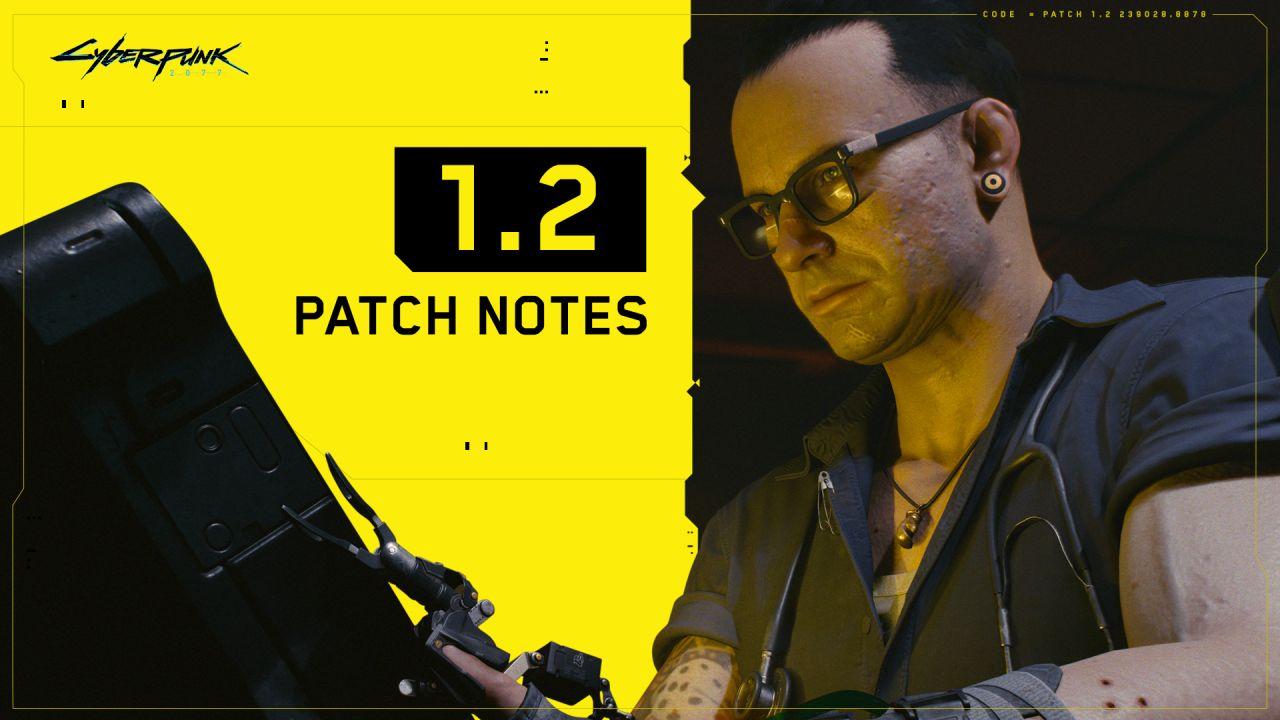 La patch 1.2 arriva su Cyberpunk 2077 thumbnail