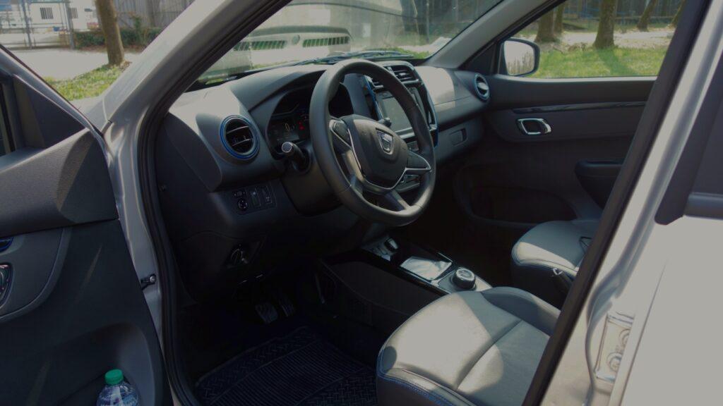 Dacia Spring 2021 guida