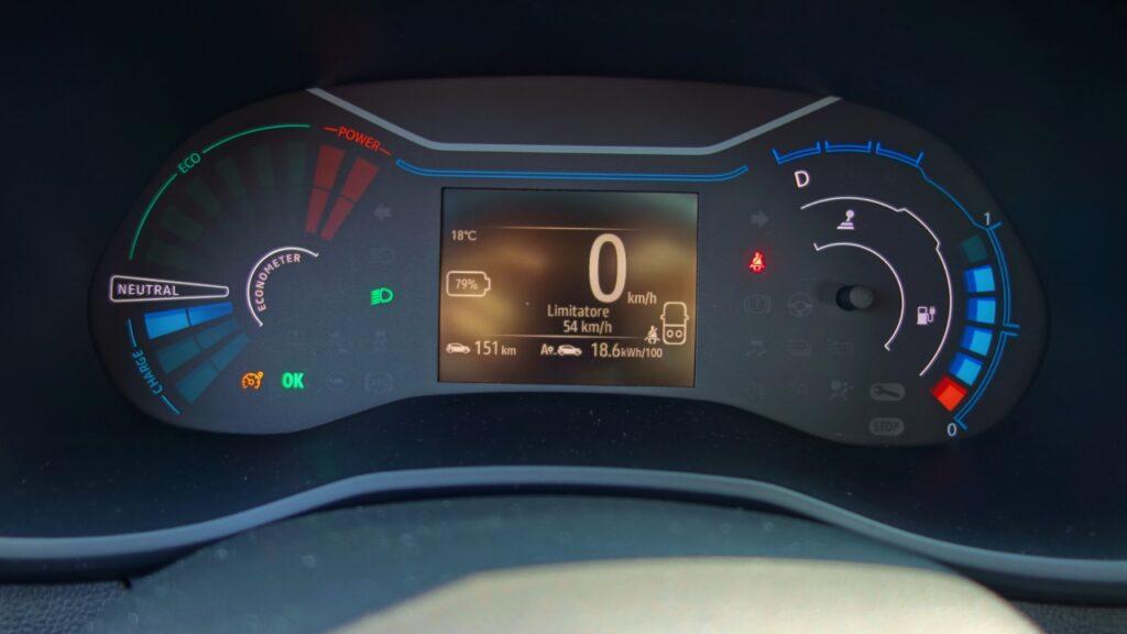 Dacia Spring 2021 quadro strumenti1
