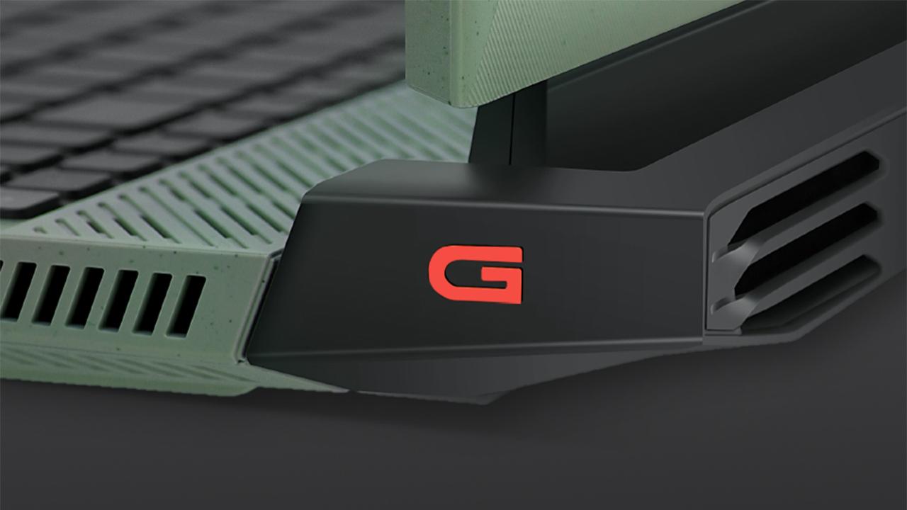 Dell G15 design