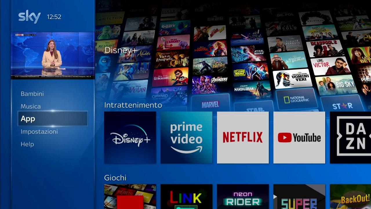L'app di Disney+ arriva ufficialmente su Sky Q e i dispositivi NOW thumbnail