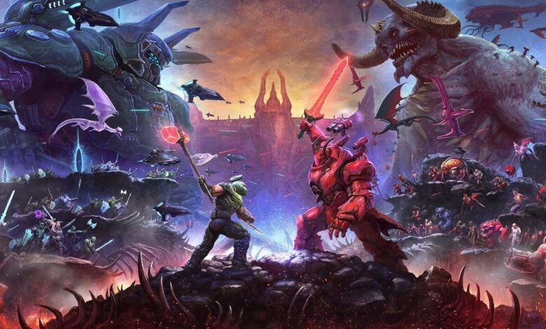 Doom-Eternal-DLC-uscita-tech-princess