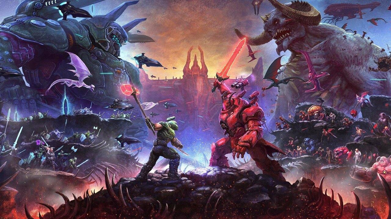 Svelata la data d'uscita di The Ancient Gods 2 di DOOM Eternal thumbnail