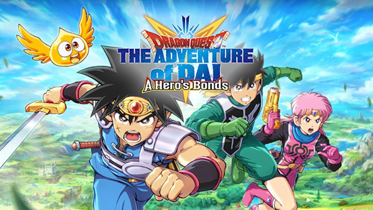 Dragon Quest The Adventure of Dai: A Hero's Bonds presto disponibile per iOS e Android thumbnail