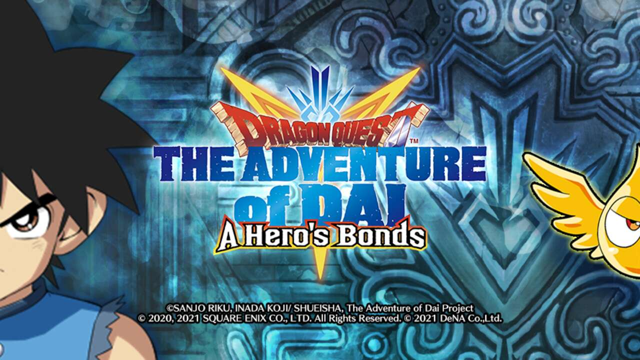 Dragon Quest The Adventure of Dai: A Hero's Bonds in arrivo sui dispositivi mobile thumbnail