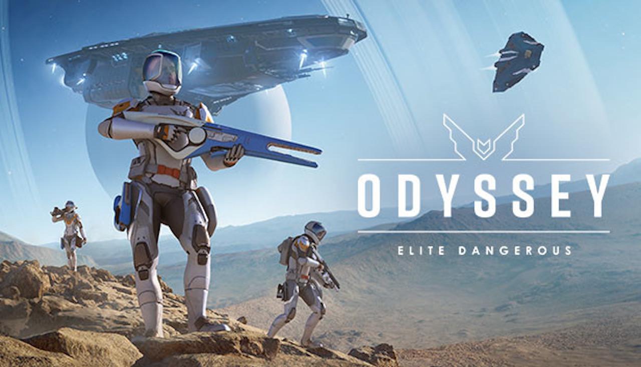Svelata la data di uscita dell'espansione Alpha per PC di Elite Dangerous: Odyssey thumbnail