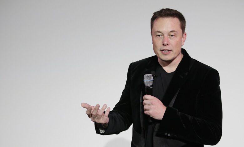 Elon Musk Tesla Cina