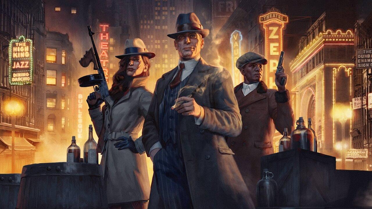 Empire of Sin sarà disponibile con l'Xbox Game Pass thumbnail