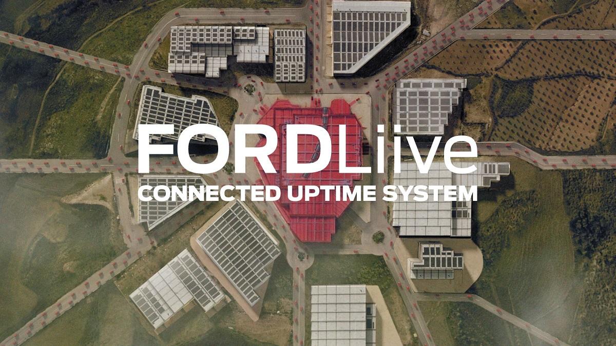 Ford presenta il sistema connesso FORDLiive per veicoli commerciali thumbnail