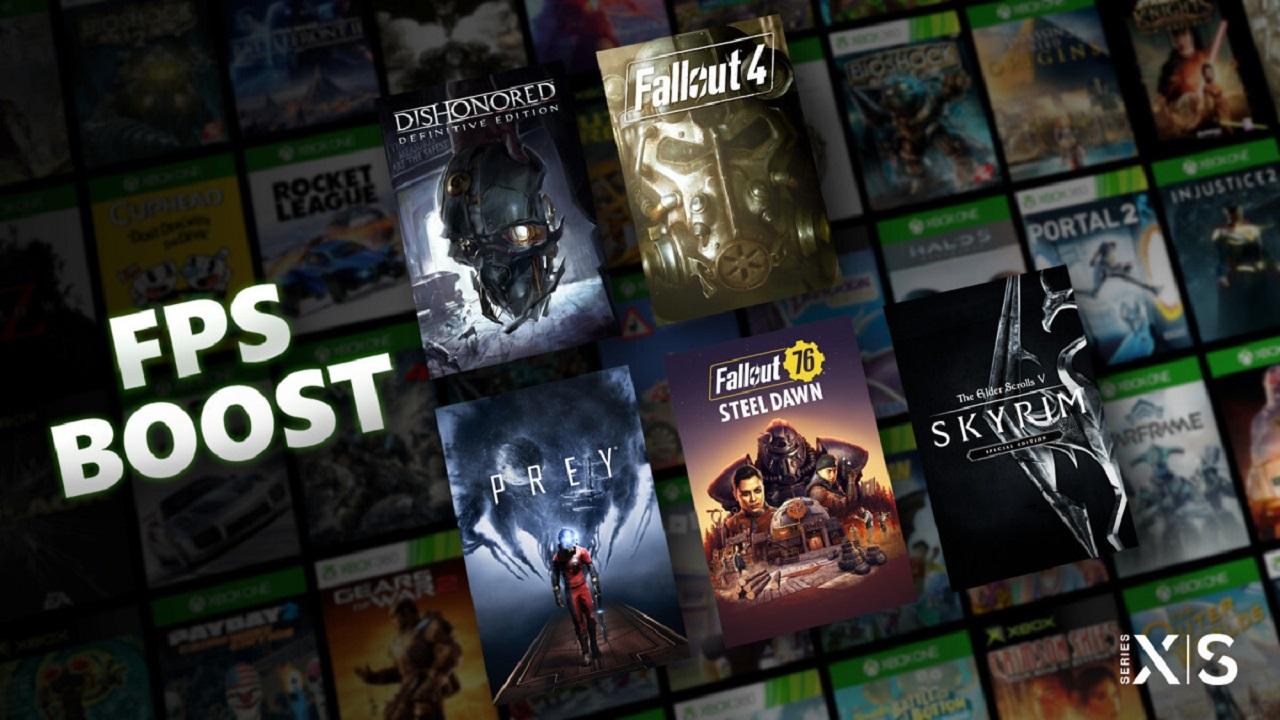 La funzione FPS Boost è disponibile per cinque titoli Bethesda su Xbox Series X | S thumbnail