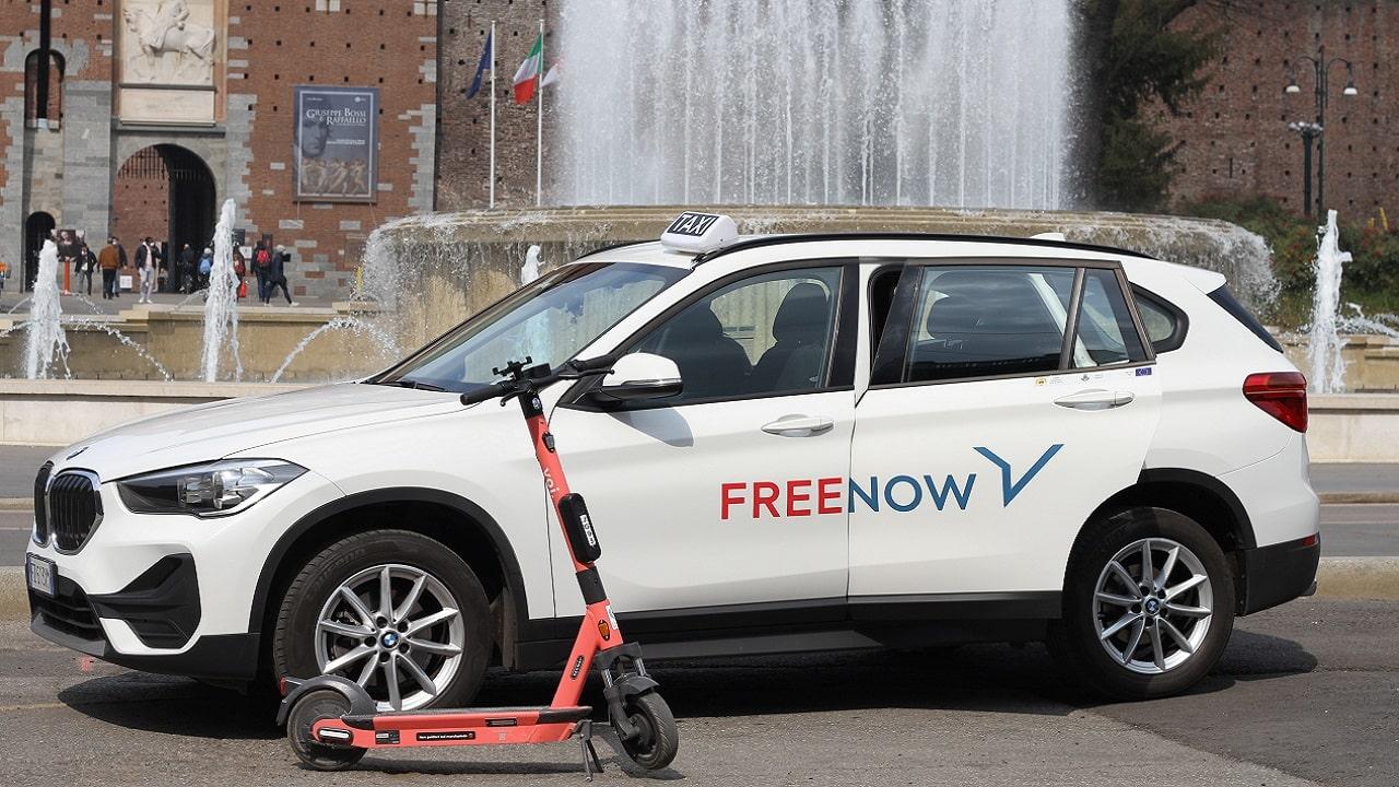 Free Now integra i monopattini elettrici di Voi thumbnail
