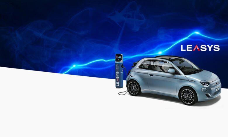 Fiat 500 elettrica leasys