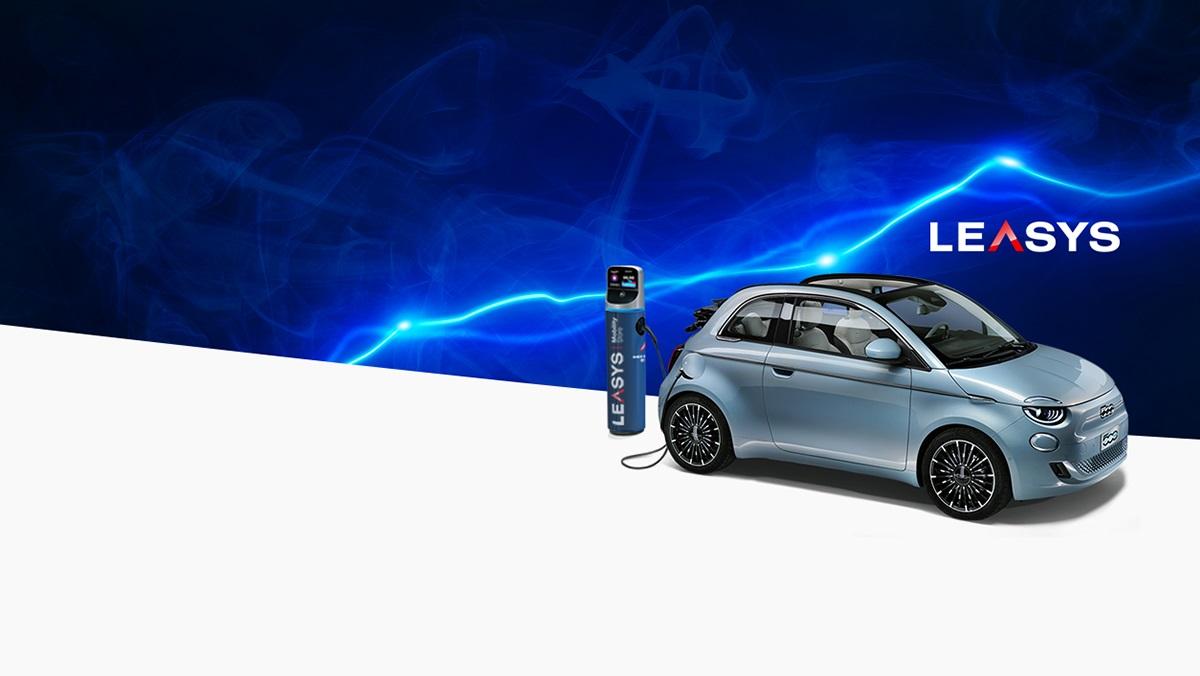 Fiat 500 elettrica: arriva la Electric Experience di Leasys thumbnail