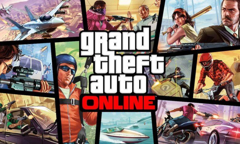 GTA Online Rockstar