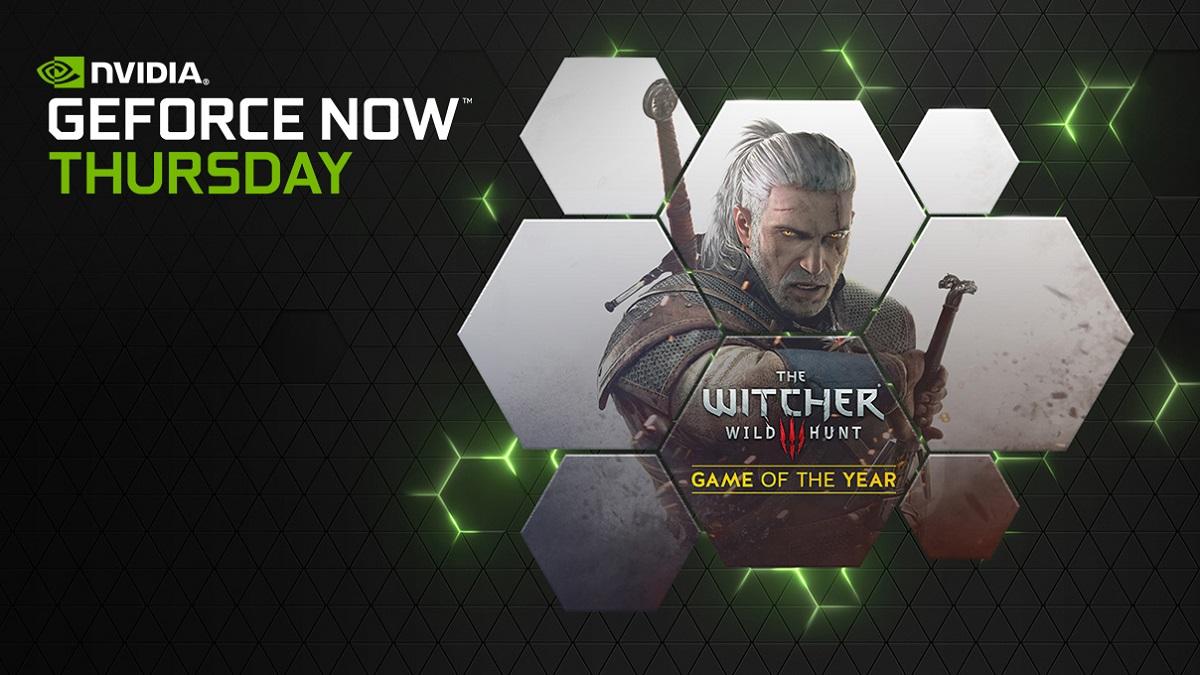GeForce NOW: arriva il supporto alle versioni GOG della saga The Witcher thumbnail