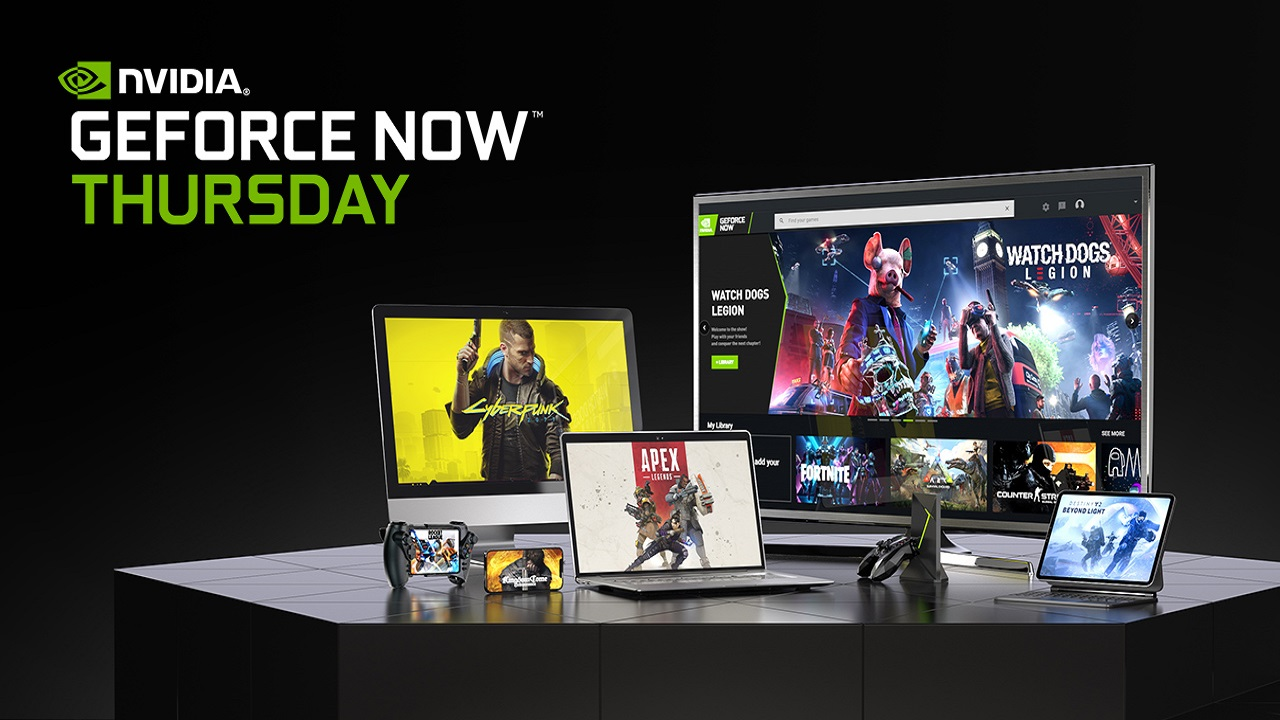Nuove soluzioni di abbonamento e novità su GeForce NOW thumbnail