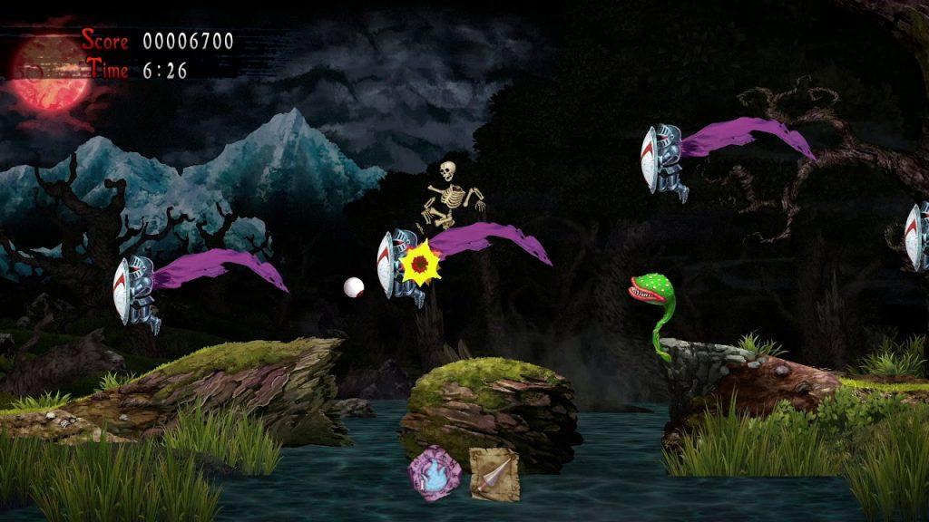 Ghosts 'n Goblins Resurrection recensione