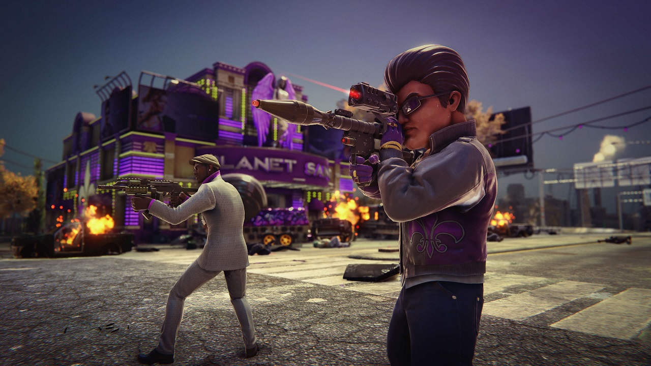 In arrivo tre nuovi giochi su Stadia tra cui Saints Row: The Third Remastered thumbnail