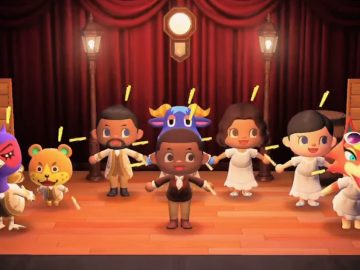 Hamilton musical Animal Crossing