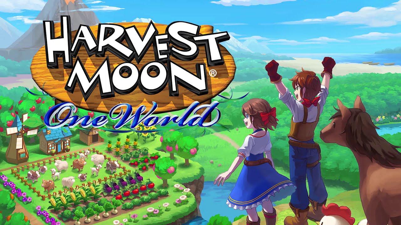 Combattete lo stress con Harvest Moon: One World, disponibile su Nintendo Switch thumbnail
