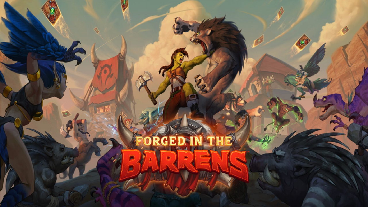 Hearthstone: Forged In The Barrens è ora disponibile thumbnail