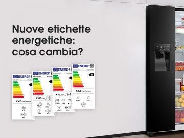 Hisense etichette energetiche