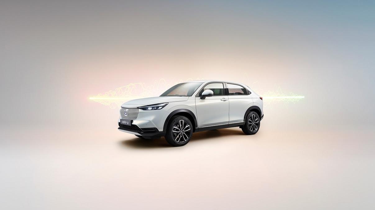 Honda HR-V e:HEV: design e funzionalità alla base del progetto thumbnail
