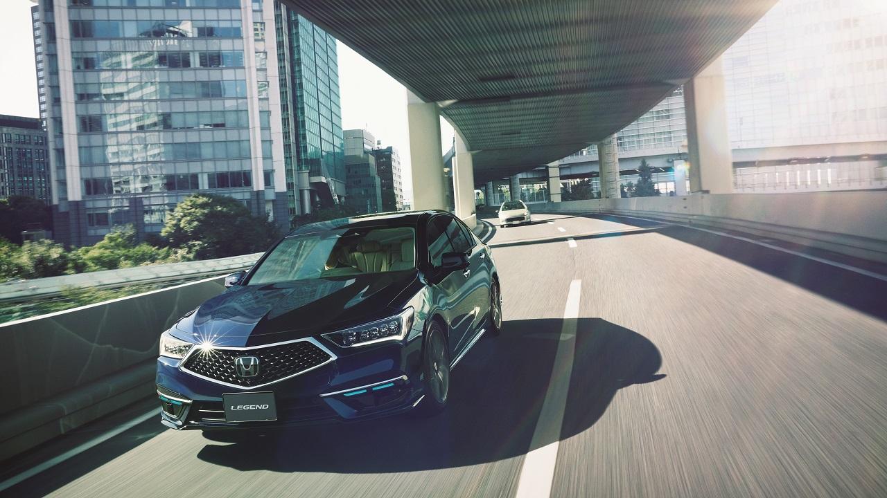 Honda lancia SENSING Elite: più sicurezza e guida autonoma di livello 3 thumbnail