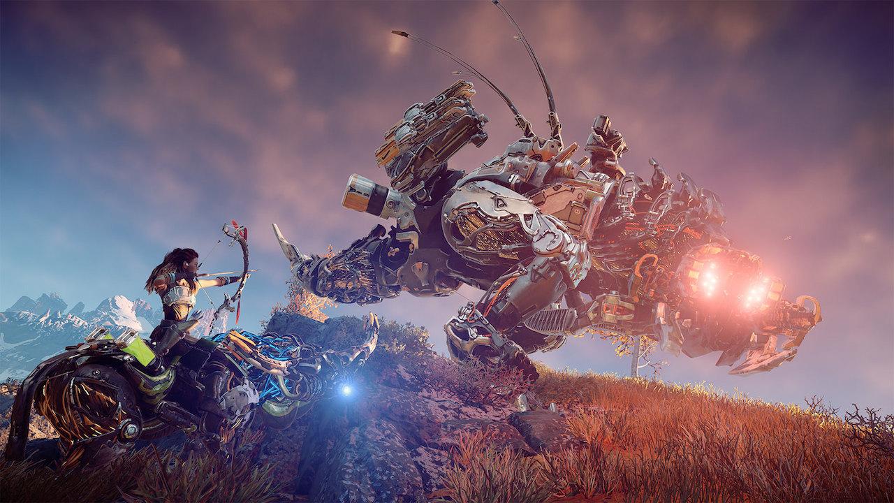 Sony regala Horizon Zero Dawn, e non solo thumbnail