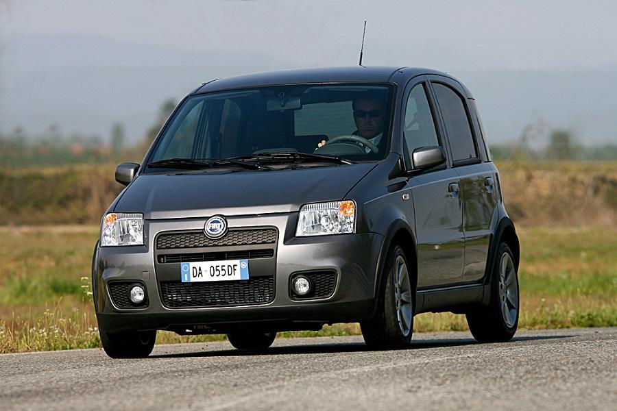 Hot Hatch FIAT Panda 100HP