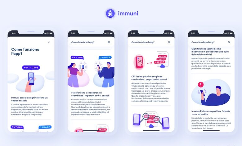 app Immuni