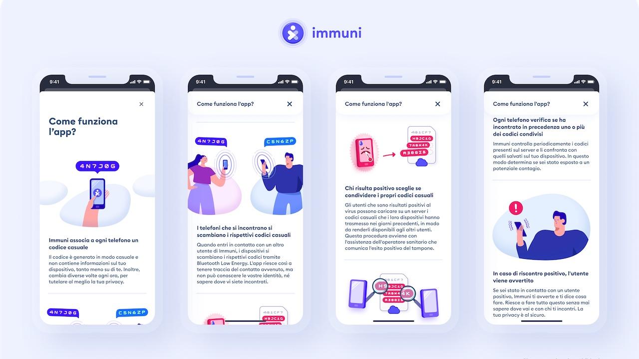 Una nuova funzionalità di Immuni permetterà di segnalare la propria positività thumbnail
