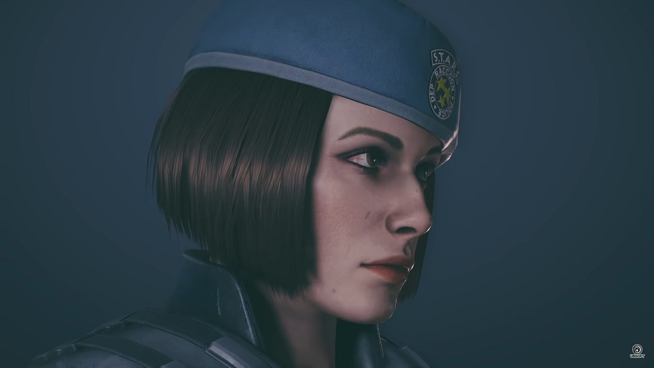 Il personaggio di Jill Valentine è ora disponibile in Rainbow Six Siege thumbnail