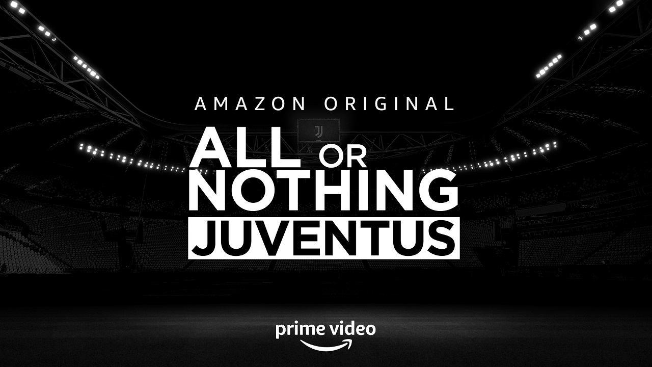 Amazon Prime Video annuncia All or Nothing: Juventus thumbnail